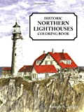 Northern Lighthouses Coloring Book