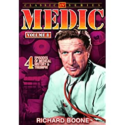 Medic, Volume 8