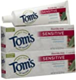 Tom's Of Maine - Natural Toothpaste for Sensitive Teeth, Wintermint, 3.5 oz