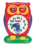 SAVE $1.93 - Tomy Tic - Tock Answer Clock $13.06