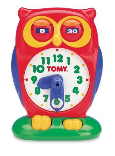 Tomy Tic - Tock Answer Clock - 1