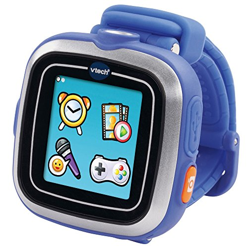 VTech Kidizoom Smartwatch, Blue (Discontinued by manufacturer) (Vtech Toys For 4 Year Olds compare prices)
