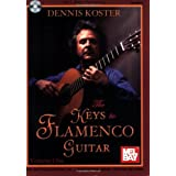 The Keys to Flamenco Guitar, Volume 1  Book/CD Setby Dennis Koster