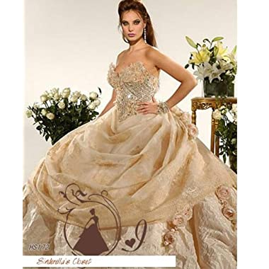 Gown Dress for Wedding And Official
