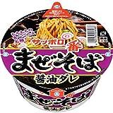 サッポロ一番 まぜそば 醤油ダレ 95g 1ケース(12食入)