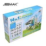 14-in-1 Educational Solar Robot Kit hergestellt von Jeemak