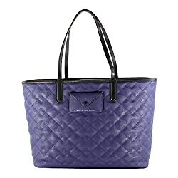 Marc by Marc Jacobs Metropolitote Quilted Tote 48 with Pouch Mineral Blue