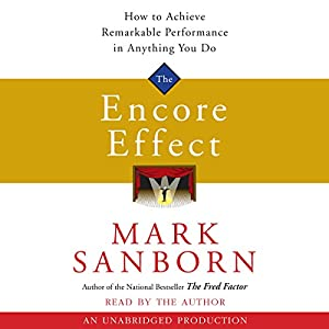 The Encore Effect Audiobook