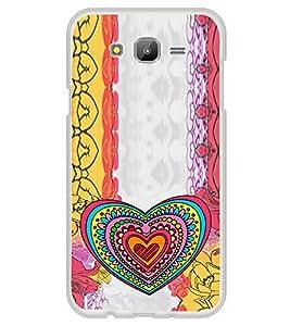 ifasho Designer Phone Back Case Cover Samsung Galaxy J7 J700F (2015) :: Samsung Galaxy J7 Duos (Old Model) :: Samsung Galaxy J7 J700M J700H ( Lion Face Angry Face )