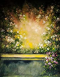 Studiohut 10\' X 20\' Scenic Series Painted Muslin Photo Video Backdrop/Background (K3041)