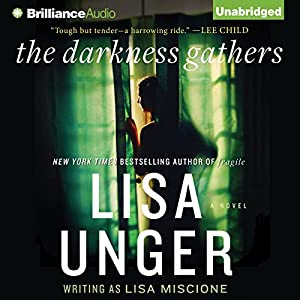 The Darkness Gathers: Lydia Strong, Book 2 Audiobook