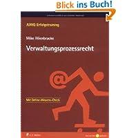 Verwaltungsprozessrecht (JURIQ Erfolgstraining)