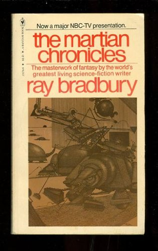 ray bradbury the martian chronicles essay