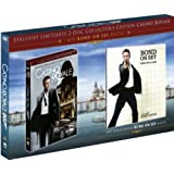 "James Bond - Casino Royale (limitierte Collectors Edition 2-DVD mit Bond ""On Set""-Buch) [Limited Collector's Edition]von ""Daniel Craig"""