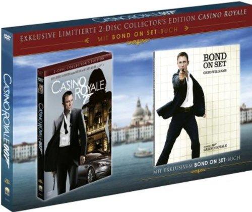James Bond - Casino Royale (limitierte Collectors Edition 2-DVD mit Bond