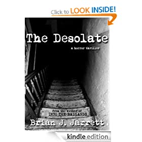 The Desolate (A horror thriller)