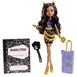 Monster High - Y7646 - Poupée - Clawdeen en Vacances