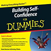 Building Self-Confidence For Dummies Audiobook | [Kate Burton, Brinley Platts]