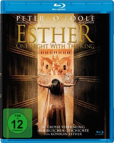 Esther - One Night with the King & Apostel Petrus und das letzte Abendmahl [Blu-ray]
