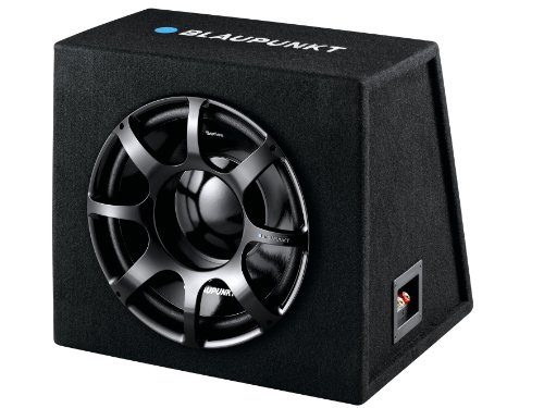 Blaupunkt Gtb 1200 De - 850-Watt 12-Inch 4-Ohm Preloaded Subwoofer Box
