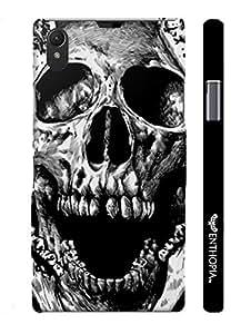 Sony Xperia Z1 MUAAHHAHAHAHAHAHA designer mobile hard shell case by Enthopia