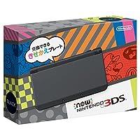 New ニンテンドー3DS ブラック