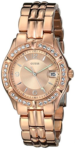 GUESS Women's U11069L1 Sporty Chic Rose