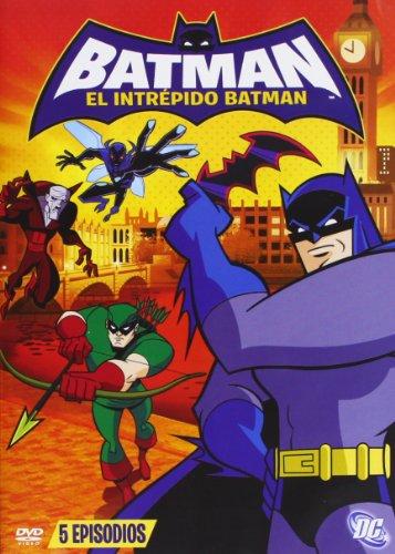 El Intrepido Batman Vol. 2 [DVD]