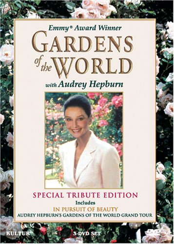 Gardens of the World With Audrey Hepburn [DVD] [Region 1] [US Import] [NTSC]
