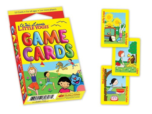 Wai Lana's Little Yogis: Little Yogis Game Cards