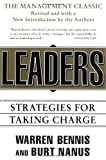 Leaders: The Strategies for Taking Charge (0887308392) by Warren G. Bennis