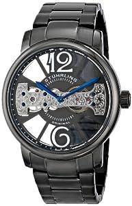 Stuhrling Original Men's 785B.02 Classic Winchester County Elite Analog Display Mechanical Hand Wind Grey Watch