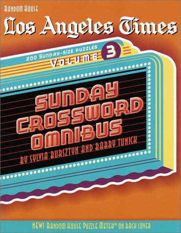 Los Angeles Times Sunday Crossword Omnibus, Vol. 3