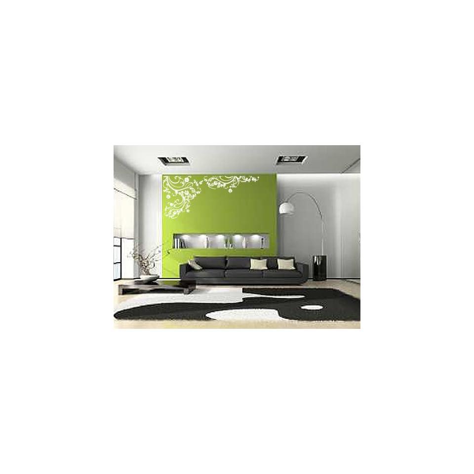 Vinyl Wall Art Decal Sticker Grapevine Decor 40x40