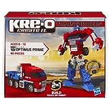 Hasbro 31143148 KRE-O Transformers - Juego de construcción de Optimus Prime básico