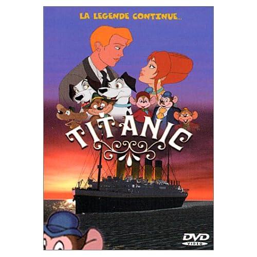 Titanic, la légende continue [Dessin-Animé de 2001] 51KA4ZDQE2L._SS500_