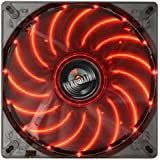Enermax T.B.Apollish UCTA14N-R Ventilateur 140 mm Twister Bearing LED Rouge
