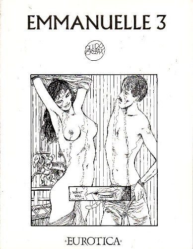 Emmanuelle 3: The Anti-Virgin, Guido Crepax