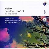 Concertos Pour Cor 1-4, Quintette Pour Cor