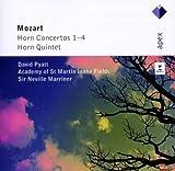 Mozart : Horn Concertos Nos 1 - 4 & Horn Quintet] David Pyatt