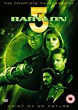 Babylon 5: Season 3 [DVD]