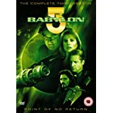 Babylon 5: Season 3 [DVD]by Jerry Doyle