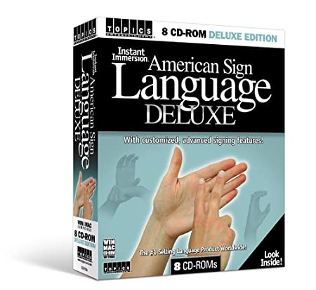 Instant Immersion American Sign Language Deluxe