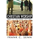 Christian Worship and Its Cultural Setting: