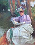 img - for Masters of Light: Selections of American Impressionism from the Manoogian Collection book / textbook / text book