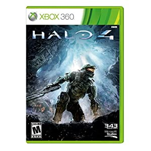 Image of Halo 4 Cover