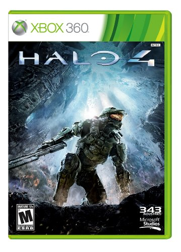 Halo 4 ($10 Amazon Instant Video Credit and Exclusive Pre-order Bonus)