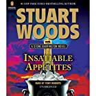Insatiable Appetites: Stone Barrington (       UNABRIDGED) by Stuart Woods Narrated by Tony Roberts