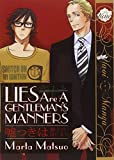 Lies Are A Gentleman's Manners (Yaoi)