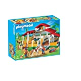 Playmobil - 4190 - Jeu de construction - Centre �questrepar Playmobil